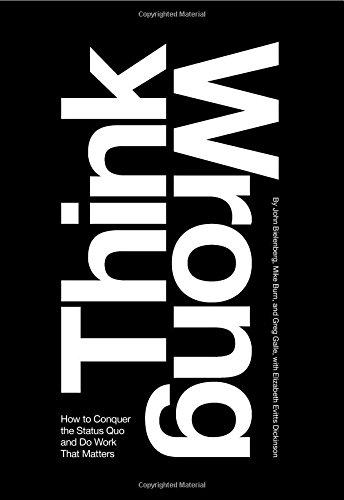 Think wrong
